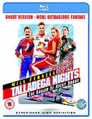 Talladega Nights - The Ballad Of Ricky Bobby   [Region Free]