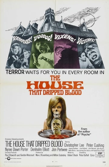 The House That Dripped Blood                                  (1971)