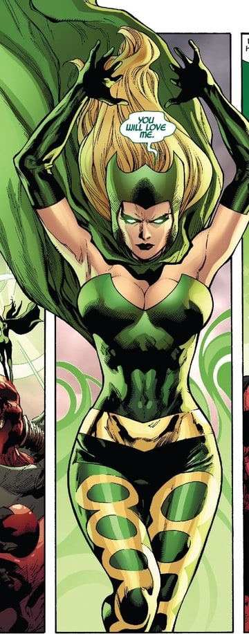 Amora the Enchantress (Marvel Comics)