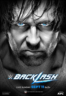 WWE Backlash 2016