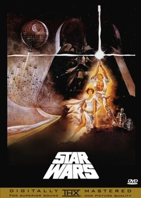 Star Wars: Episode IV - A New Hope (Two-Disc Widescreen Enhanced and Original Theatrical Versions)