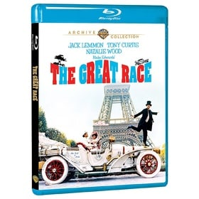 The Great Race (Warner Archive Collection)
