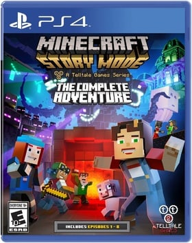 Minecraft: Story Mode- The Complete Adventure