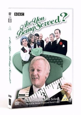 Are You Being Served? - The Complete Sixth Series