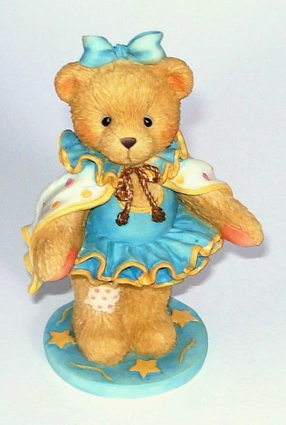 Cherished Teddies: Claudia -