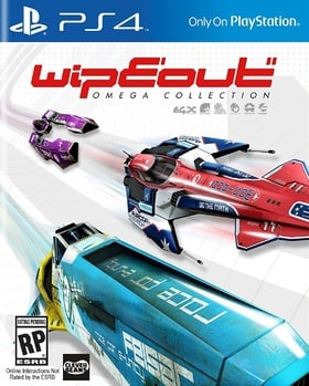 Wipeout - Omega Collection