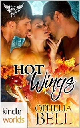 Paranormal Dating Agency: Hot Wings (Kindle Worlds)