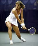 Chris Evert - 1974, 1975, 1979, 1980, 1983, 1985, 1986