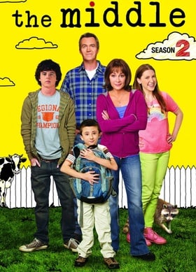 The Middle: The Complete Second Season