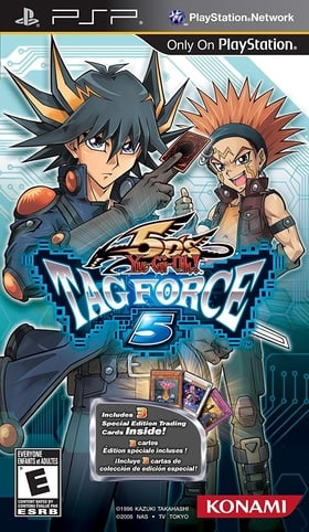 Yu-Gi-Oh! 5D's: Tag Force 5