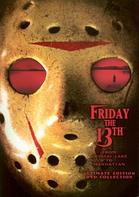 Friday the 13th: From Crystal Lake to Manhattan Ultimate Collection (Part 1 / Part 2 / Part 3 / Part