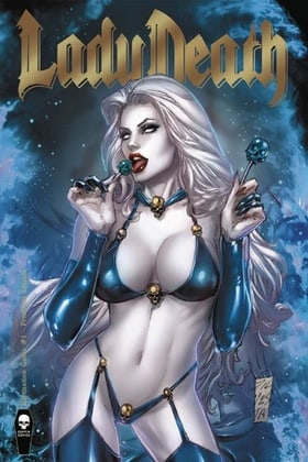 Lady Death: Damnation Game