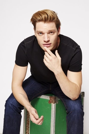 Dominic Sherwood as Louis Weasley