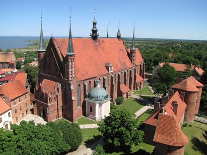 Archcathedral Basilica of the Assumption of the Blessed Virgin Mary and St. Andrew, Frombork
