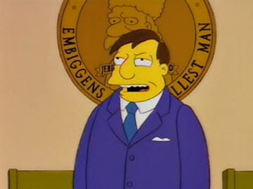 Mayor Quimby