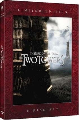 Lord of the Rings The Two Towers Limited Edition 2 Disc Set