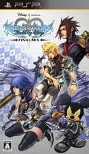 SQUARE ENIXKINGDOM HEARTS Birth by Sleep FINAL MIX for PSP [Japan Import]