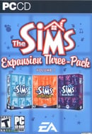 The Sims: Expansion Three-Pack Volume 1