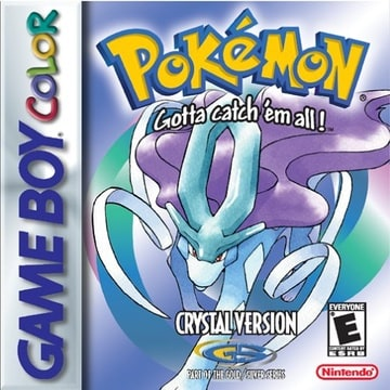 Pokémon: Crystal Version