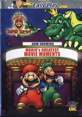The Super Mario Bros. Super Show: Mario's Greatest Movie Moments