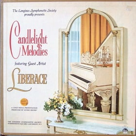 Candlelight Melodies Featuring The Guest Artist Liberace