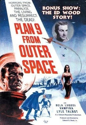 Plan 9 From Outer Space  [US Import]