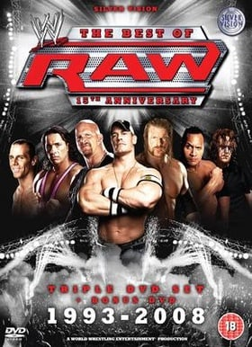 WWE - The Best of RAW 15th Anniversary