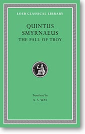 The Fall of Troy (Loeb Classical Library)
