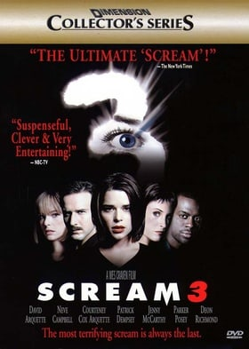 Scream 3 (Dimension Collector's Series)