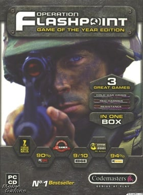Operation Flashpoint: Game of the Year Edition