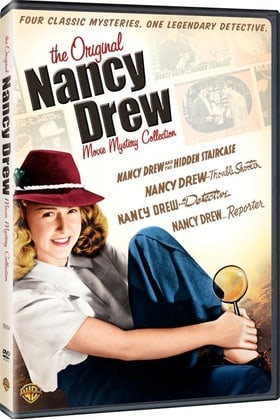 The Original Nancy Drew Movie Mystery Collection (Detective / Reporter / Troubleshooter / Hidden Sta