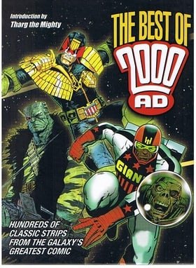 The Best of 2000AD