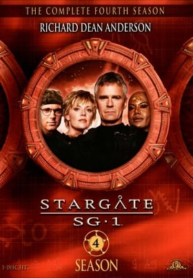 Stargate SG-1: The Complete Fourth Season