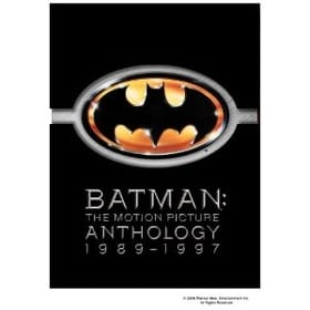 Batman Collection (Batman / Batman Returns / Batman Forever / Batman & Robin)