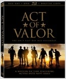 Act of Valor (Blu-ray + DVD + Digital Copy)