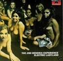 Jimi Hendrix Electric Ladyland (Import NUDE Cover)