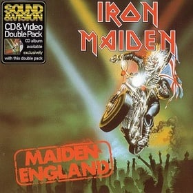 Maiden England (Part Of Video Set)