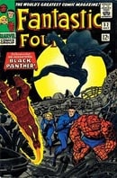 Fantastic Four, v1 #52. Jul 1966 [Comic Book]
