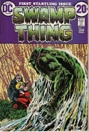 Swamp Thing, The Original Series #1 (Comic - 1972) (Vol. 1)