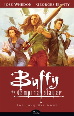 Buffy the Vampire Slayer Season 8: #1 The Long Way Home, Part 1