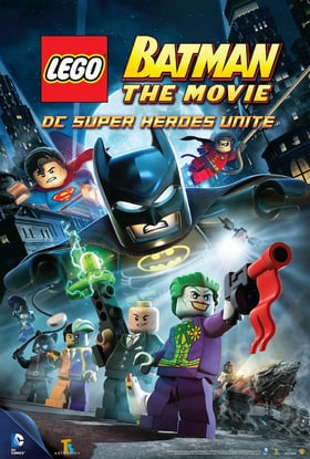 Lego Batman: The Movie - DC Super Heroes Unite                                  (2013)