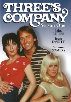 Three's Company                                  (1976-1984)