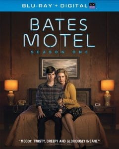 Bates Motel: Season 1 (Blu-ray + UltraViolet)