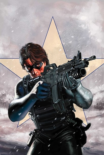 Winter Soldier (James