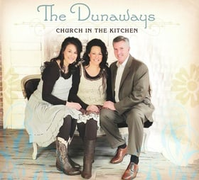 Church In The Kitchen (Album) - By: The Dunaways