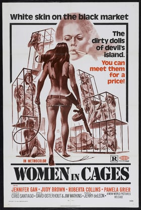 Women in Cages                                  (1971)