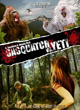 Sasquatch vs. Yeti