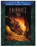 The Hobbit: The Desolation Of Smaug - Extended Edition [Blu-ray 3D + Blu-ray] [2014]