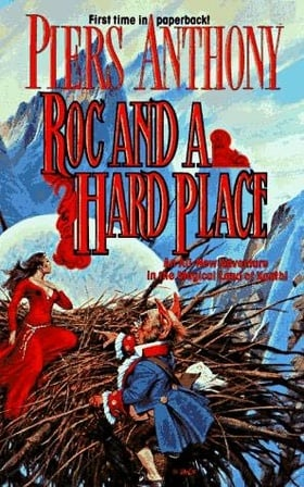 Roc and a Hard Place (The magic of Xanth series)