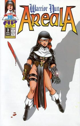 Warrior Nun Areala